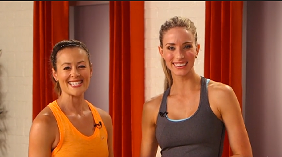 Fitness Quickie: 5-Minute Arms