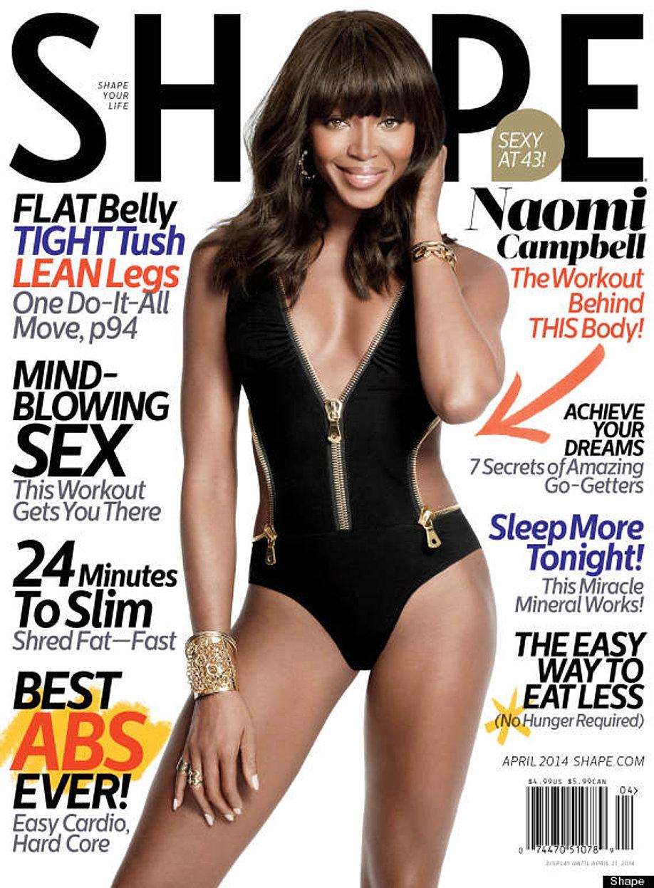 Shape Magazine, April 2014