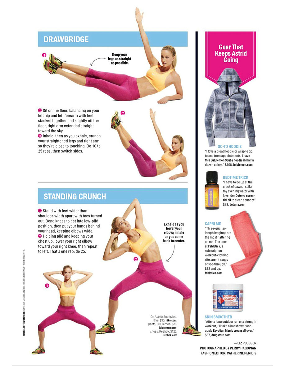 Fast-Track to Flat Abs, page 237
