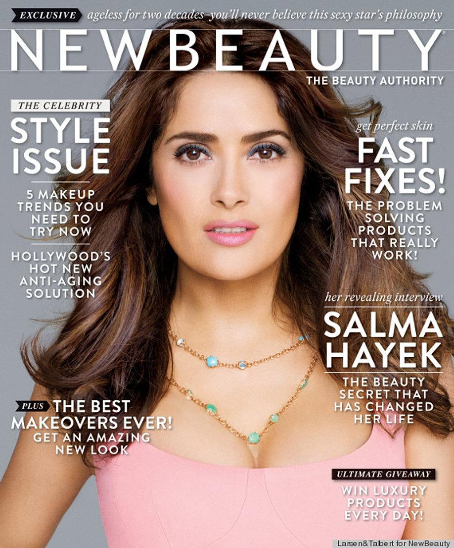 New Beauty Magazine, May 2014