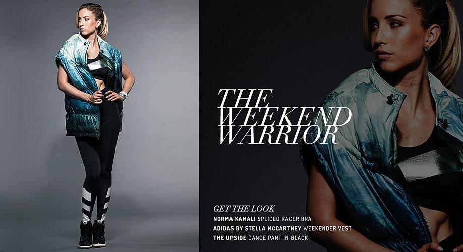 The Weekend Warrior