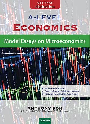 Microeconomics Model Essays