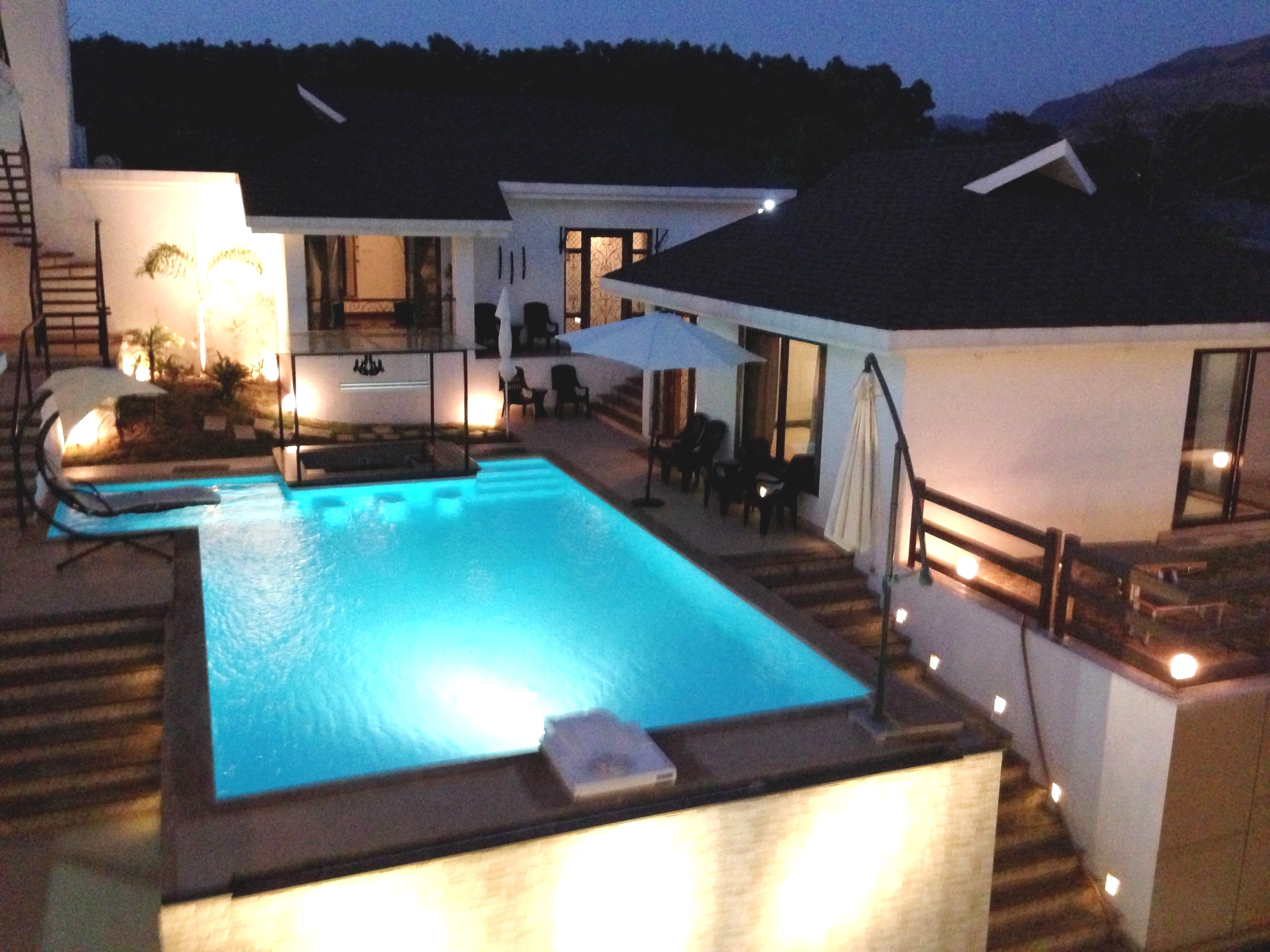 Casa Dios Pool Villa In Khandala Lonavala Ali Baug