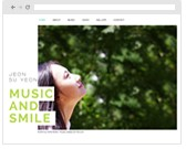 Jeon Su Yeon - Music and Smile