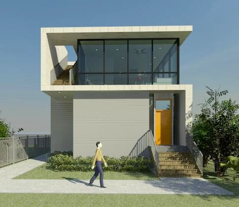 N greco created by n greco based on design - Revit exterior rendering settings ...