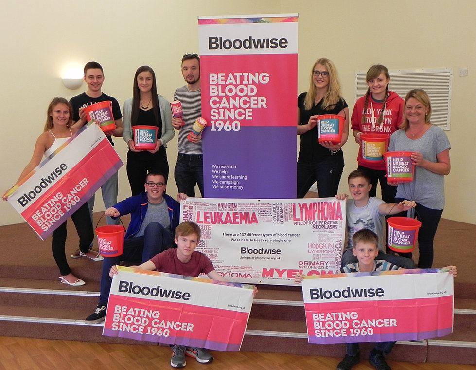 Bloodwise winterton and district branch for 979 the beat number