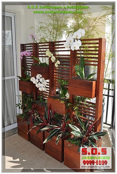 trelica jardim curitiba: de jardim e área verde Revitalização de jardim Jardim vertical