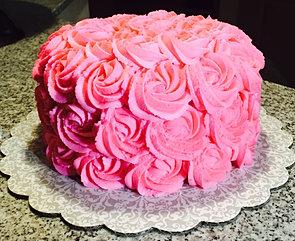 rinamcakedesign Girls Birthday Themes
