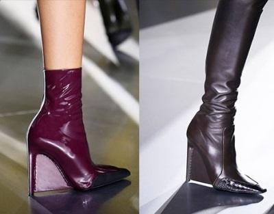Обувь зимняя 2015 с фото