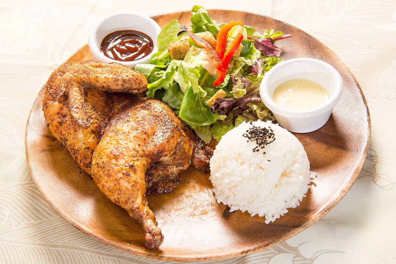 Alohakitchenwaikiki Huli Huli Chicken