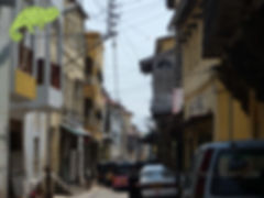 Old Town in Mombasa, Capital to Coast Safari, OTA - Overland Travel Adventures