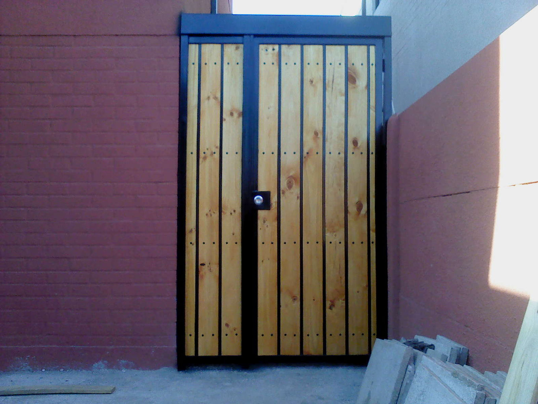 Cobertizo pergola de madera for Cobertizos de madera segunda mano