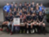 photo U16 M AA CHAMPION HIVER -2018-2019
