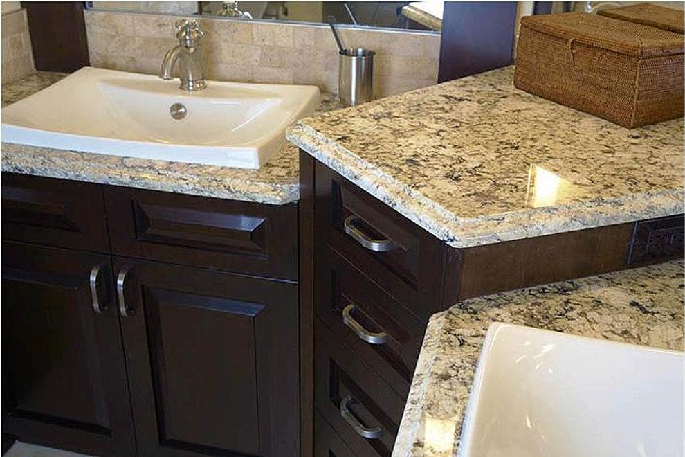 Custom Bathroom Vanity Tops Calgary calgary custom cabinets, closets and carpentry