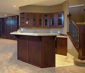 vanity custom built in wall unit calgary basement renovations calgary
