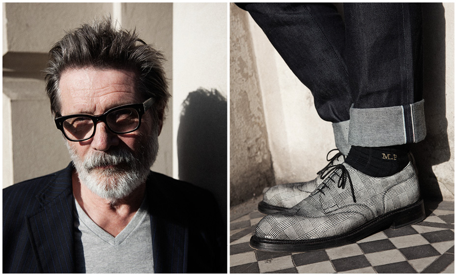 la nouvelle collection de chaussures pour homme de j m weston imagin e par michel perry le. Black Bedroom Furniture Sets. Home Design Ideas