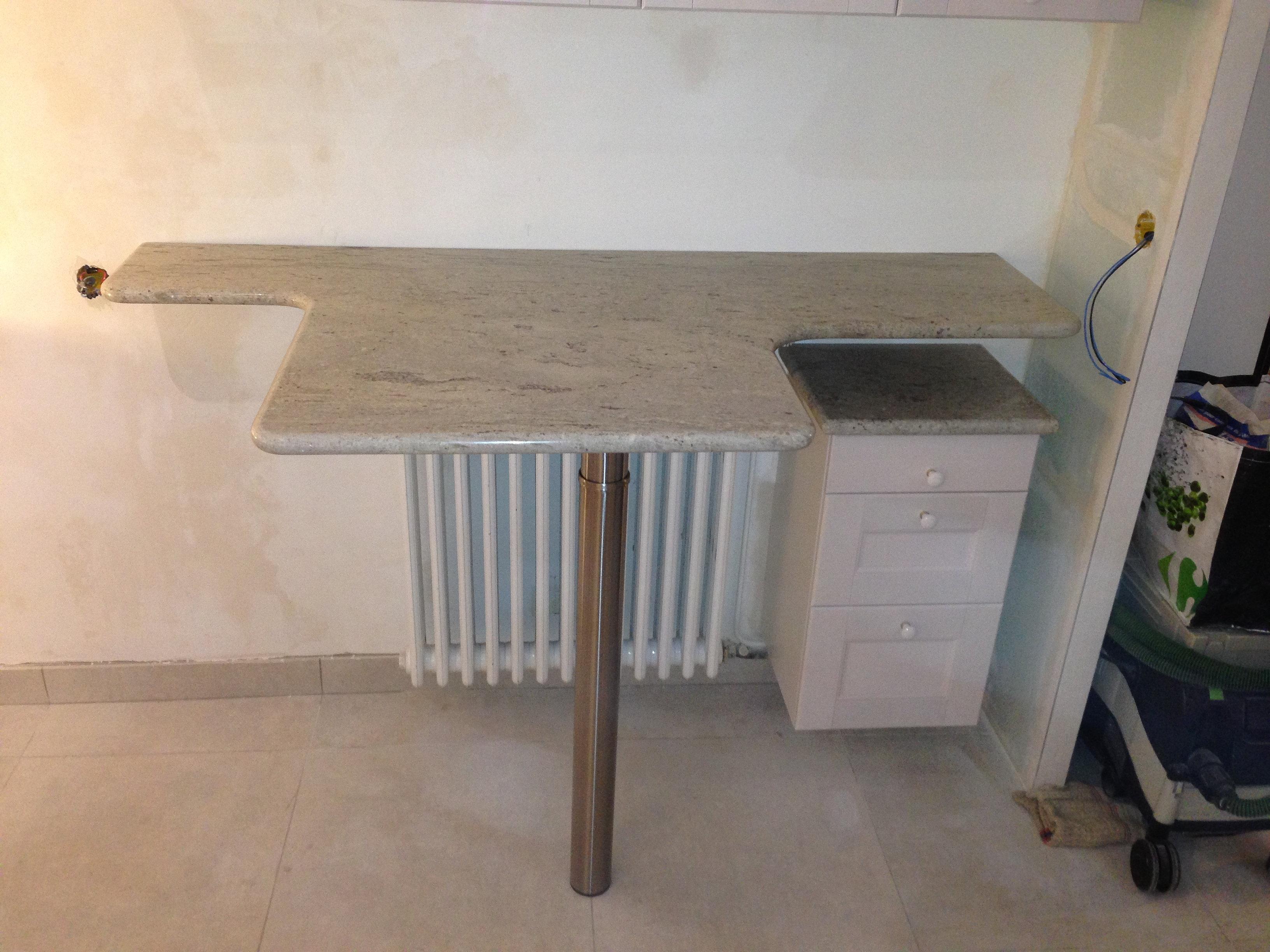 Devis plan de travail com paris granit quartz marbre plan de travail cuisine granit for Plan de travail en pierre naturelle