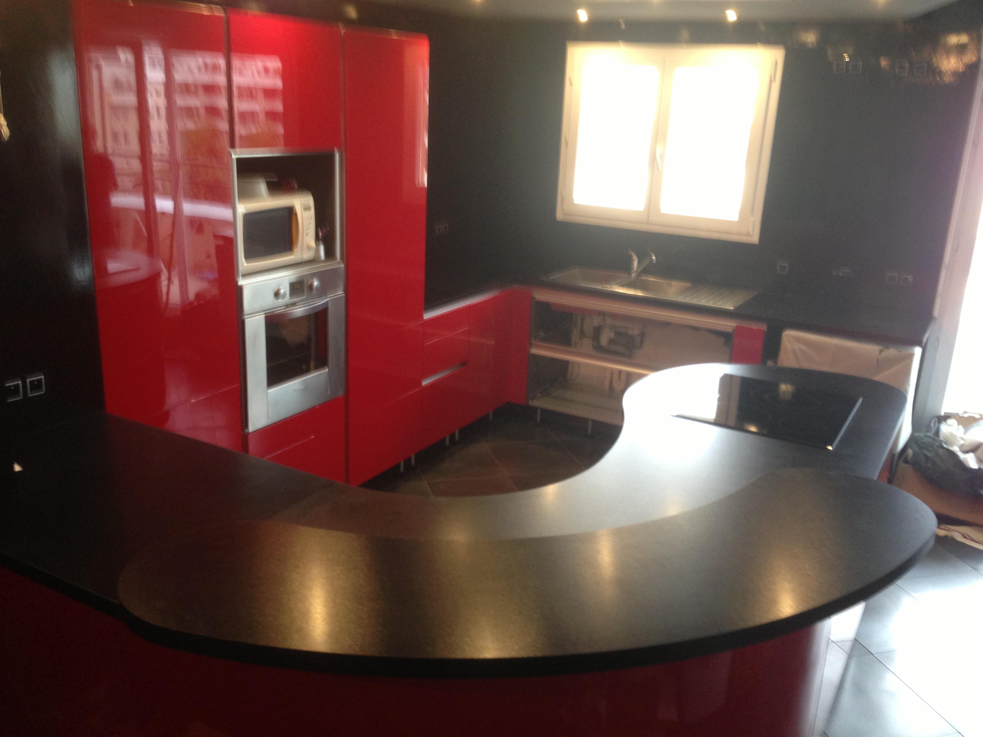 plan de travail granit quartz table en mabre paris essonne planpierrecuisine granit. Black Bedroom Furniture Sets. Home Design Ideas