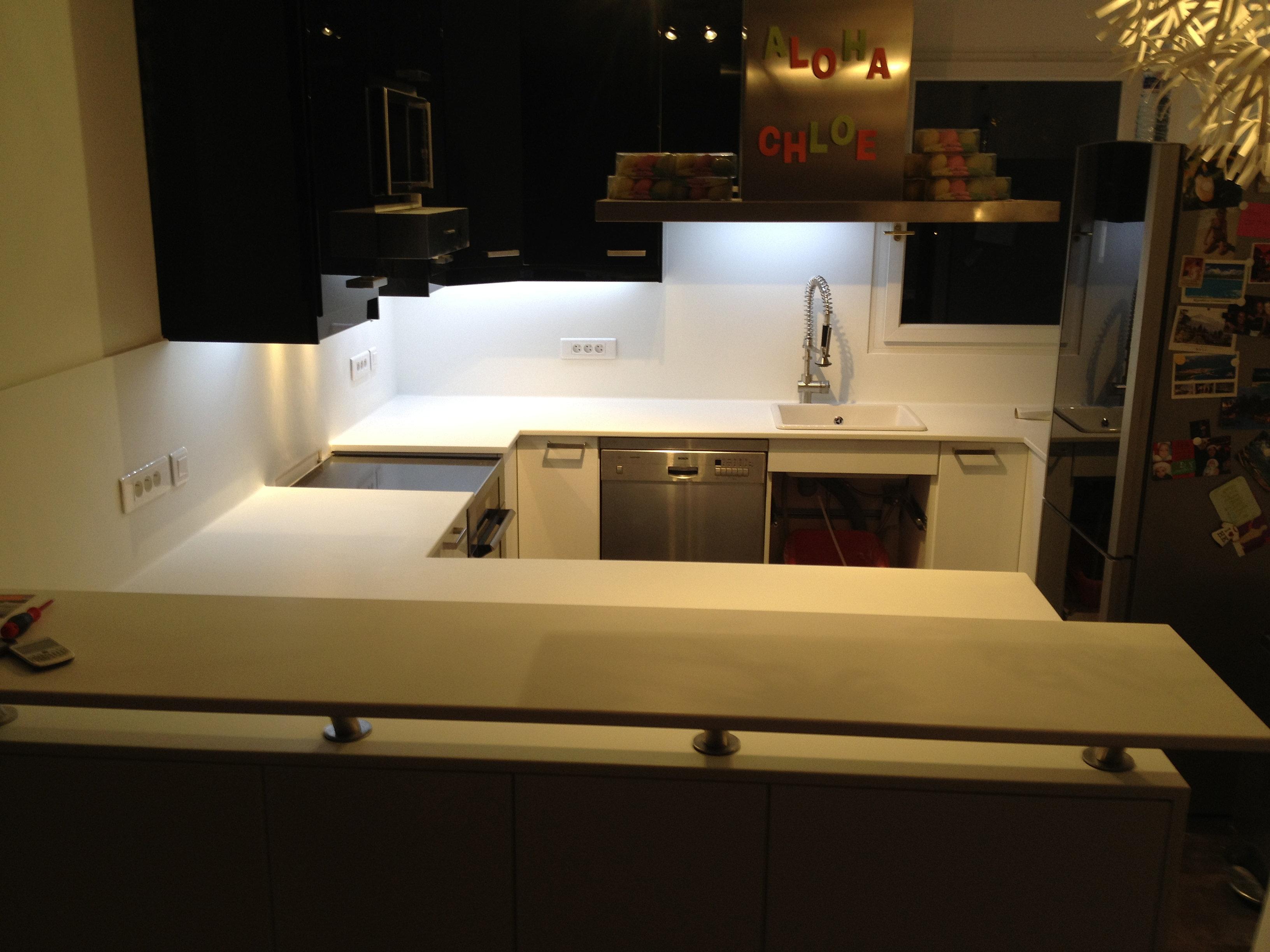 plan de travail granit quartz table en mabre paris essonne plans de travail corian. Black Bedroom Furniture Sets. Home Design Ideas