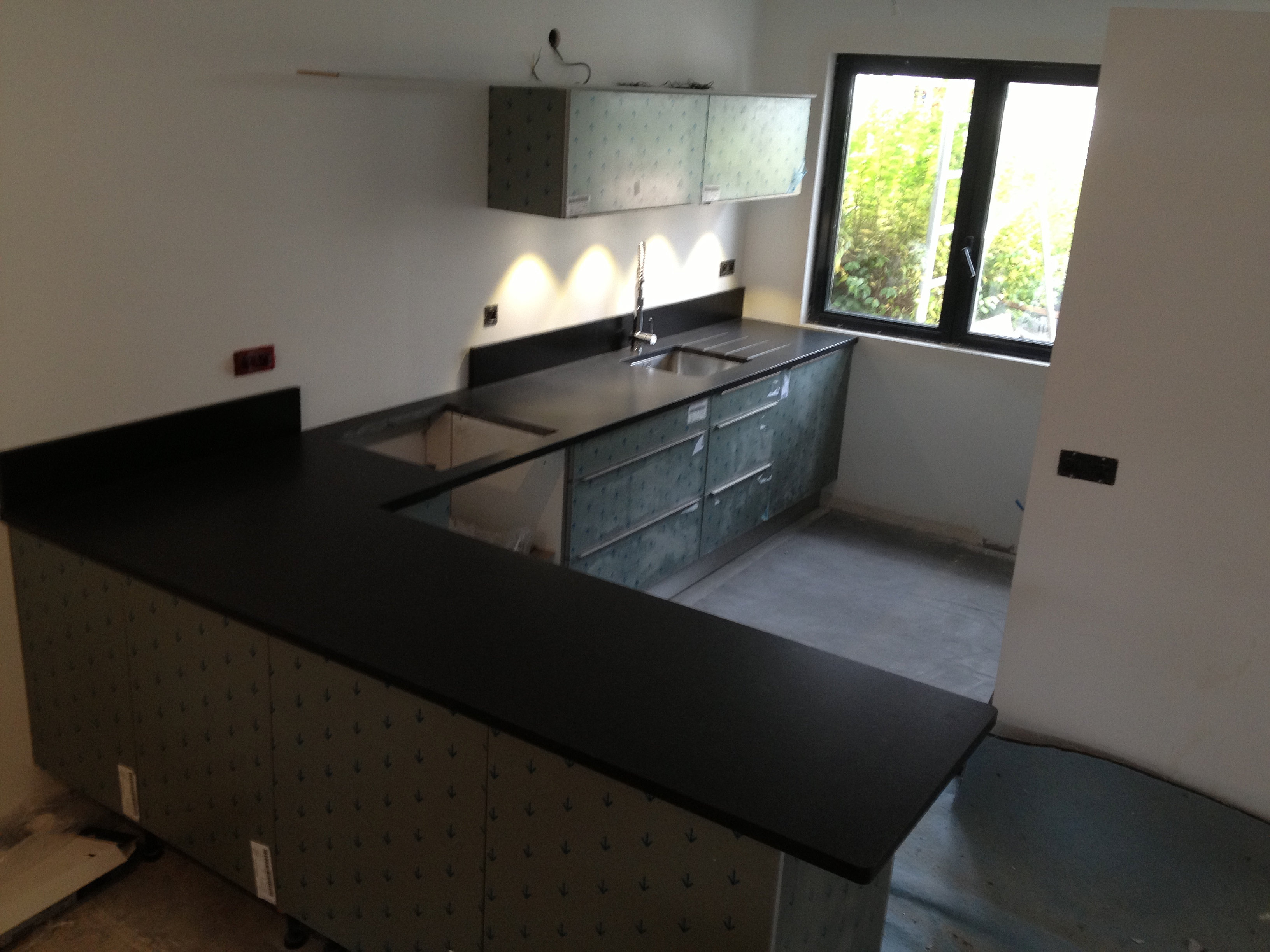 Plan De Travail Granit Quartz Table En Mabre Paris