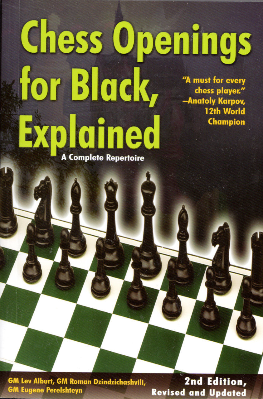 Chess Openings for Black
