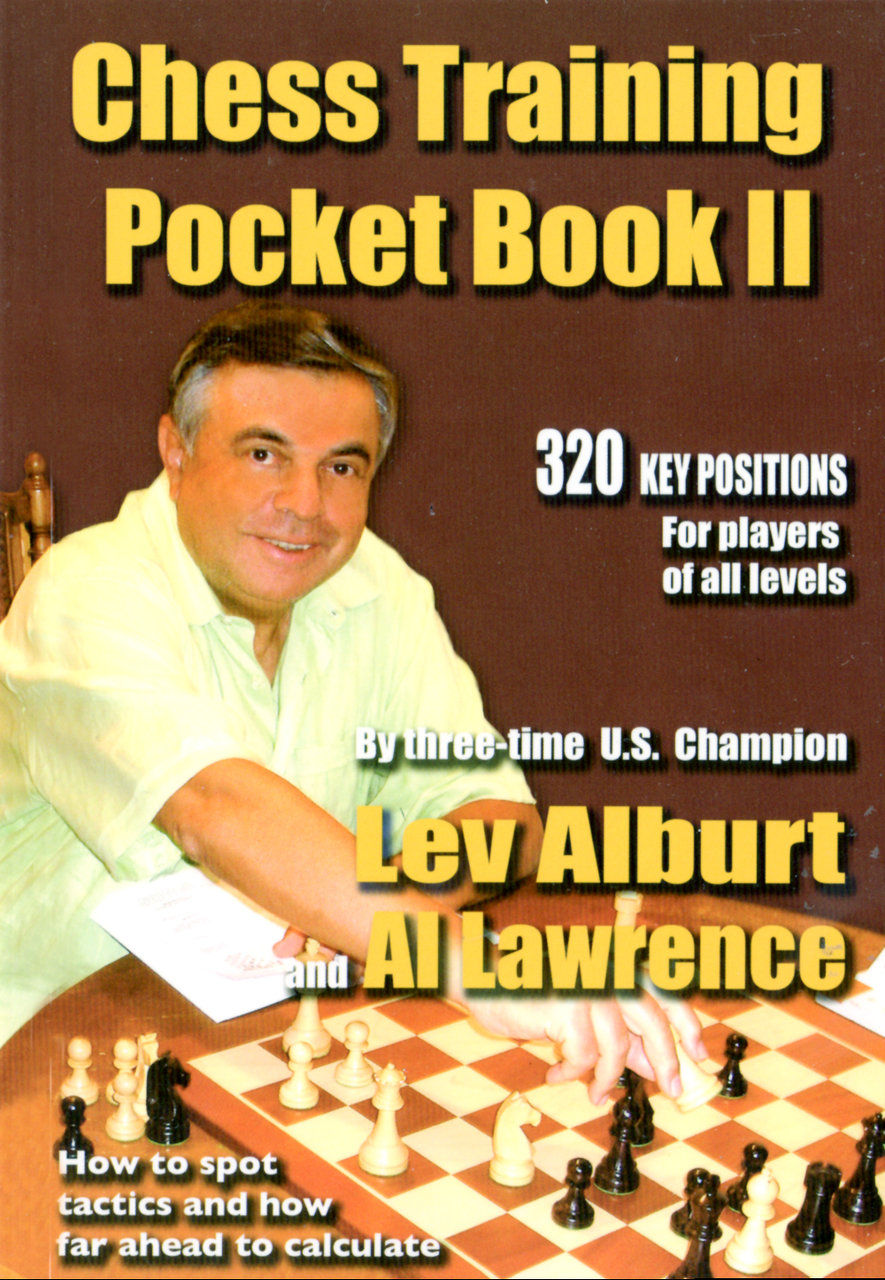 Chess Training Pocketbook II