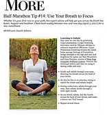 """""""Use Your Breath to Focus"""""""