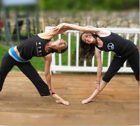 mother's day yoga