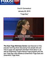 """""""Kaia on Fox News"""""""