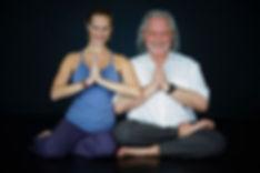 Alan Finger & Sarah Platt-Finger ISHTA Yoga