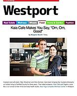 """""""Kaia Café: Om, Om, Good"""