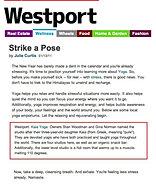 """""""Strike a Pose"""""""