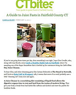 """A Guide to Juice Fasts"