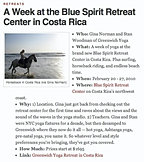 """A Week Costa Rica Retreat"""