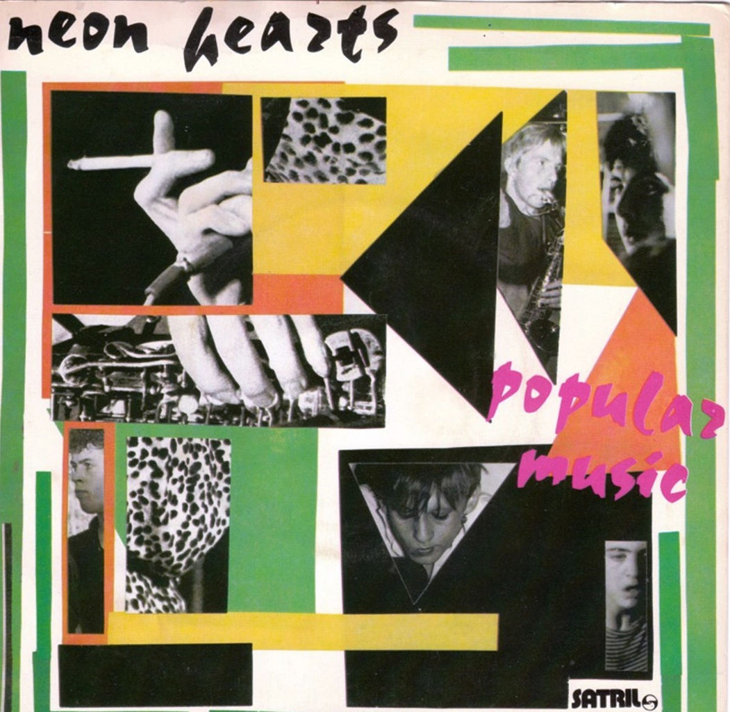 Neon Hearts Regulations Neon Hearts Popular Music