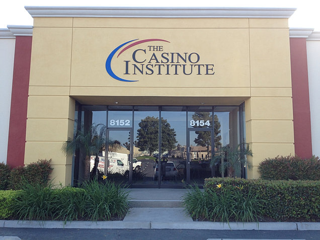 Casino dealer school casinos at tunic