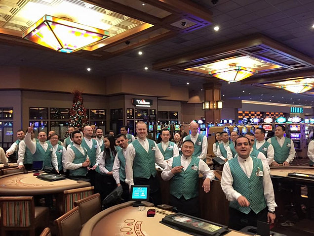 Our Dealers at Pala Casino