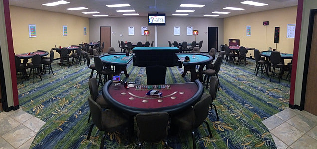 The Casino Institute - TG Room
