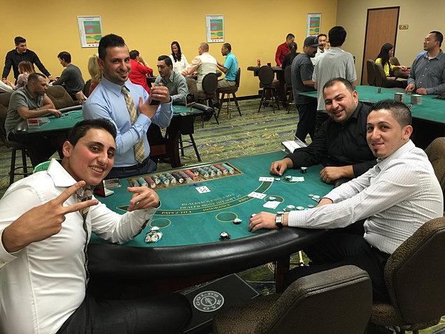 TCI Student Casino Dealers