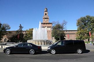 Classe S e Minivan