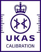 UKAS Accreditation Symbol - purple on wh