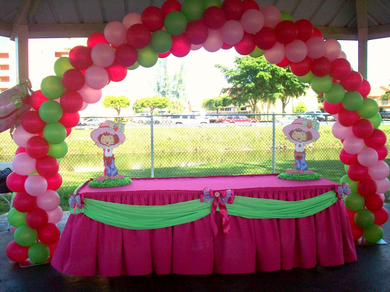 Strawberry Shortcake Decorations Baby Shower Baby Shower Ideas for ...
