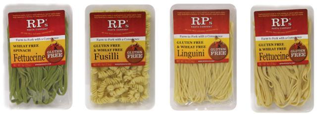 RP's Gluten-Free Pasta – Fresh Pasta with an Authentic Bite