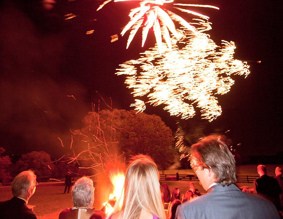Moss Mountain Fireworks