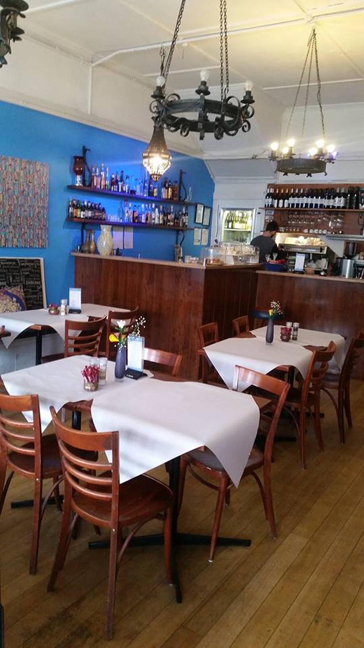 Urchin bar for 1453 ottoman mediterranean cuisine