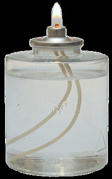 Liquid Wax Candle 400