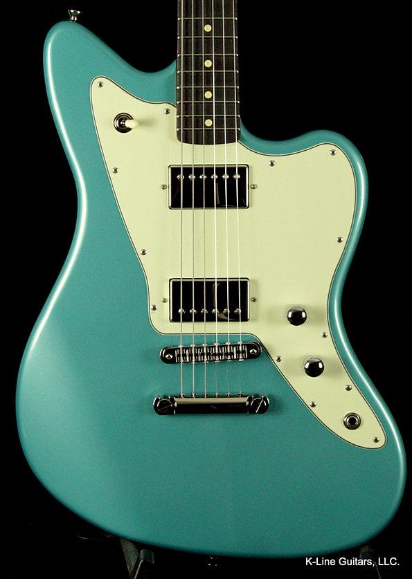 K Line Guitars K-Line Guitars - San B...