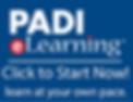 PADI elearning malta scuba diving