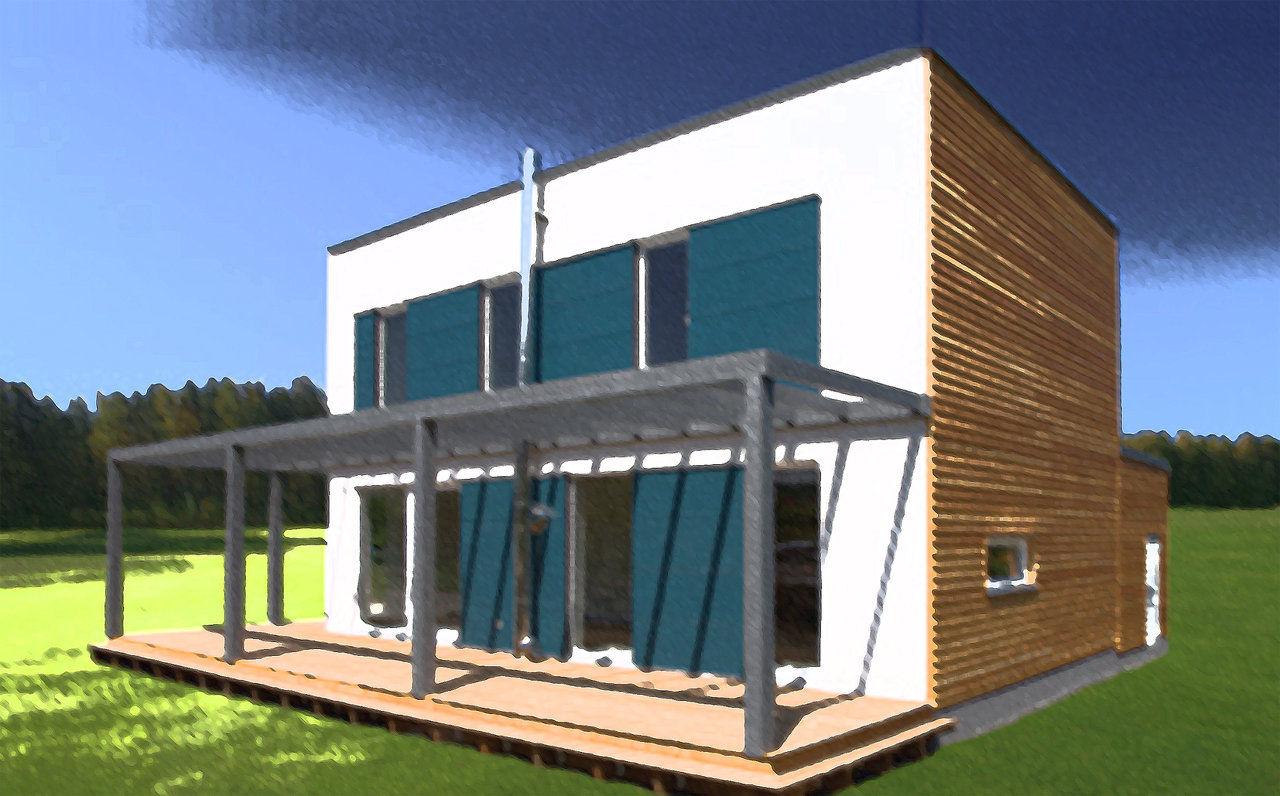 das selbstbauhaus von uniqo hohe qualit t zum superpreis. Black Bedroom Furniture Sets. Home Design Ideas