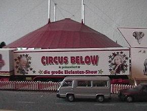 Circus Below